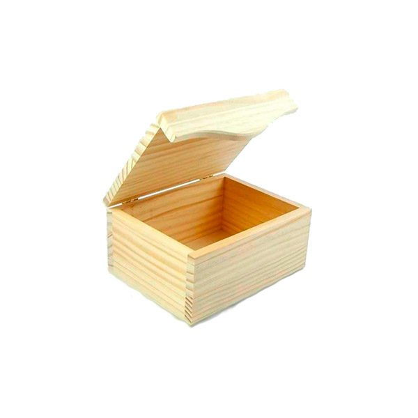 Caja de madera personalizada 1