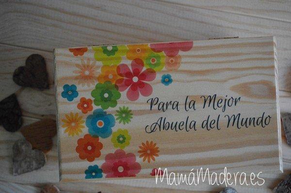 Caja de madera personalizada 9