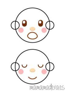 Caras de emociones para descargar 6