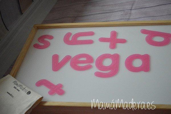 Letras Alfabeto Rosas 2