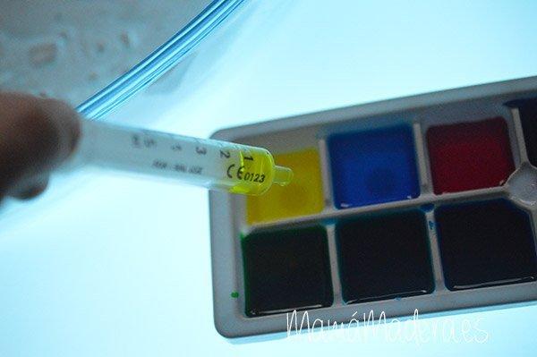 ¿Reacciones químicas en la caja de luz? 22