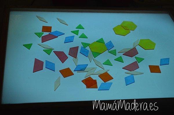 Formas Geométricas Translúcidas 1