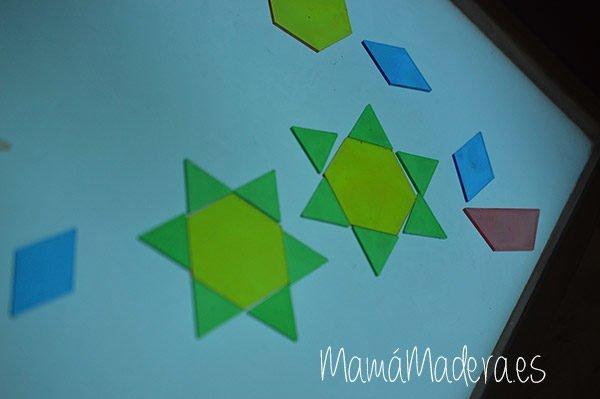 Formas Geométricas Translúcidas 2