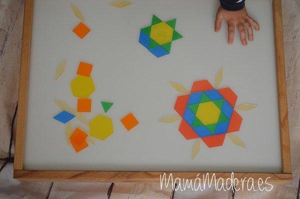 Formas Geométricas Translúcidas 3