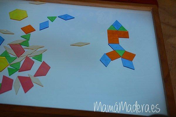 Formas Geométricas Translúcidas 4