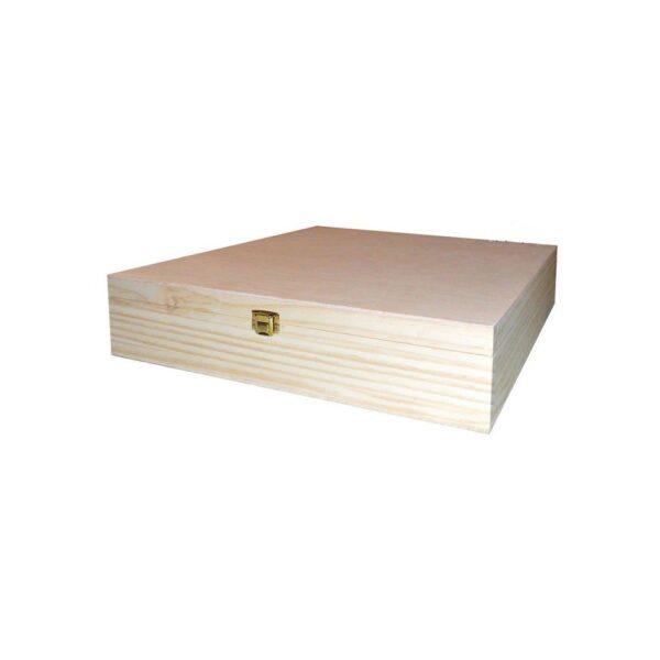 Caja de madera personalizada tamaño grande 3