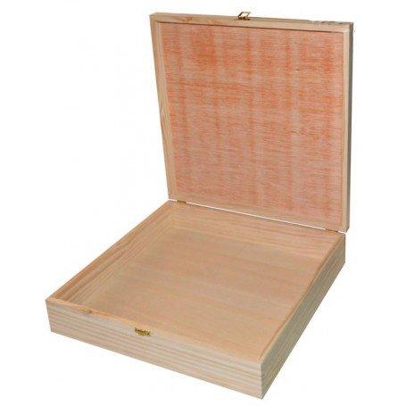 Caja de madera personalizada tamaño grande 2