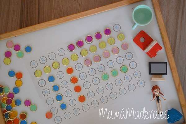 Nuevas posibilidades para las fichas de colores y la caja de luz 34