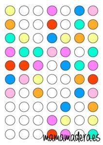 Nuevas posibilidades para las fichas de colores y la caja de luz 37