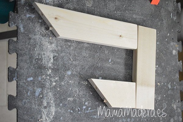 DIY de nuestra cama casa 35