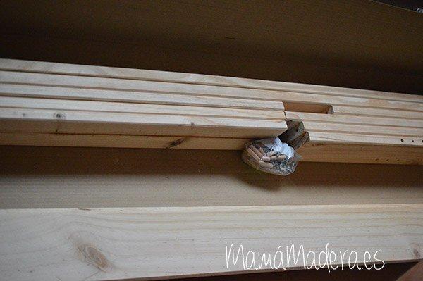 DIY de nuestra cama casa 29