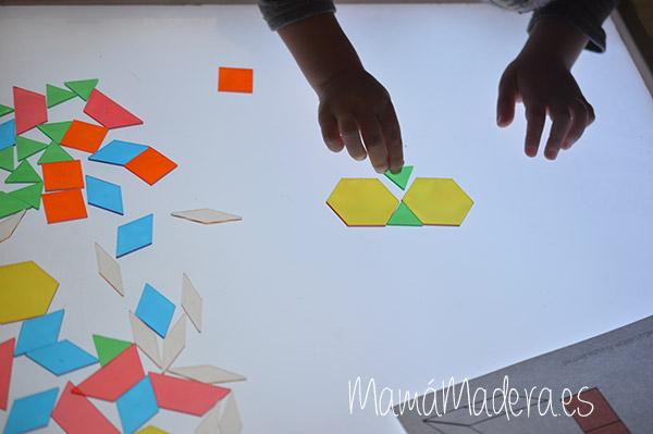 Figuras geométricas y ¿ahora qué hacemos? 34