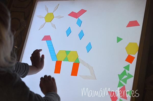 Figuras geométricas y ¿ahora qué hacemos? 36