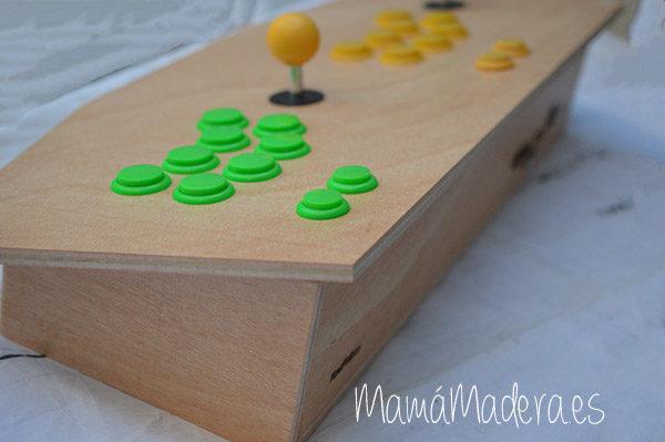 Arcade Stick 6