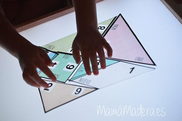 ¿tangram y lectoescritura? 8