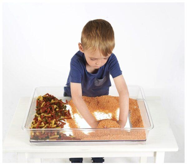 Bandeja sensorial y para mesas de luz A3 4