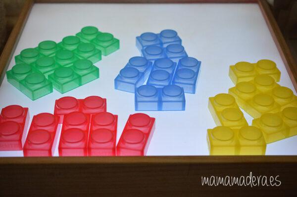 24 Piezas encajables de silicona 6
