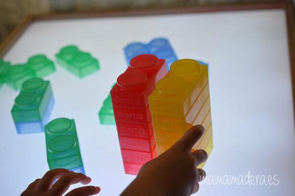 24 Piezas encajables de silicona 4