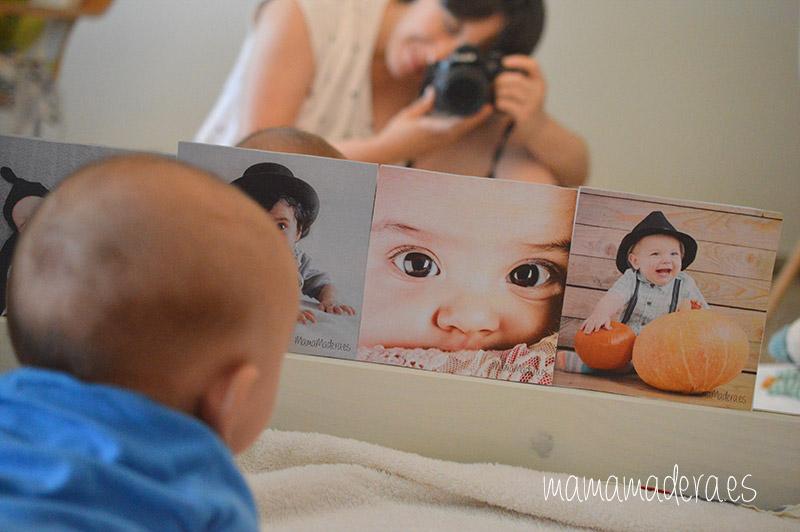 Imágenes alto contraste bebés 16