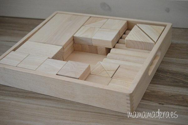 54 bloques gigantes de madera maciza 2