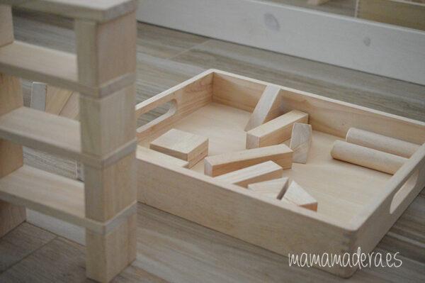 54 bloques gigantes de madera maciza 4