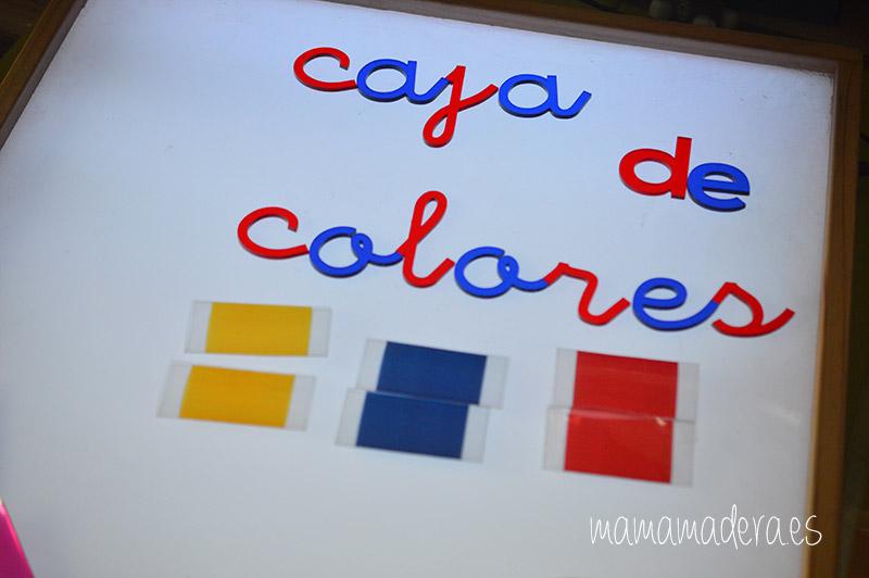 Descargable caja de color montessori 26