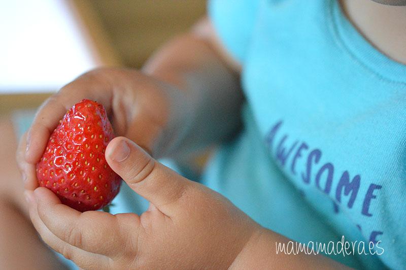 Nuevo descargable gratuito de frutas y verduras de VERANO 23