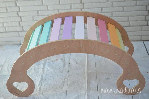 Balancín arcoiris 5